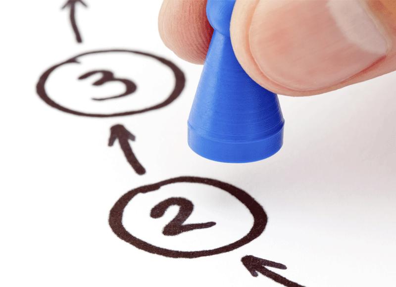 Определете лични цели