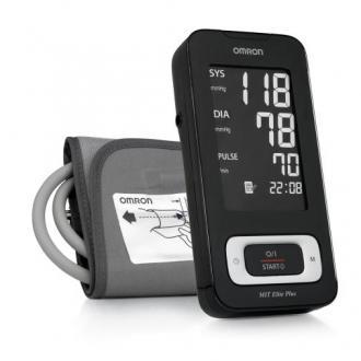 Апарат за измерване на кръвно налягане Omron MIT Elite Plus