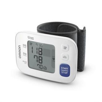 Omron RS4, HEM-6181-E, апарат за кръвно налягане