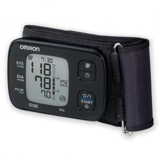 Апарат за кръвно налягане за китка Omron RS6