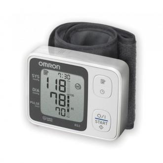 Апарат за кръвно налягане за китка Omron RS3