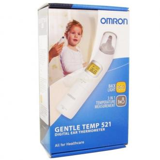 Термометър Omron GENTLE TEMP 521