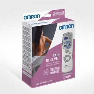 Електростимулатор Omron E-2 + подарък Long Life електроди