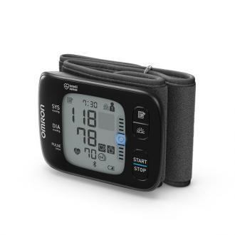Апарат за кръвно налягане за китка Omron RS7 Intelli IT
